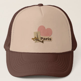Paris hat, for sale ! trucker hat