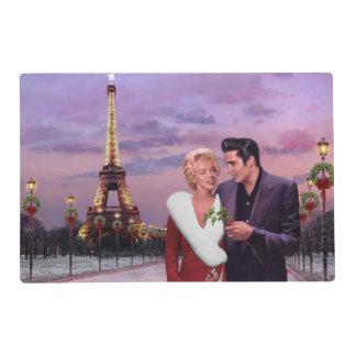 Paris Holiday Placemat