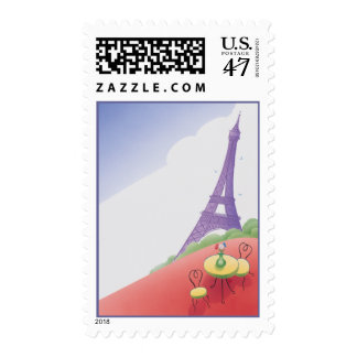 Paris Holiday © Stamp