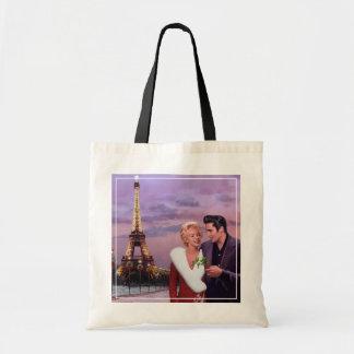 Paris Holiday Tote Bag