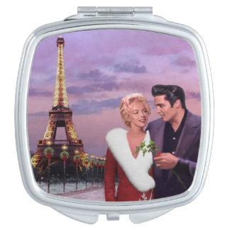 Paris Holiday Vanity Mirror