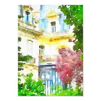 Paris Home Magnetic Card
