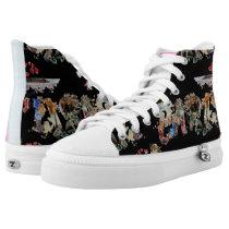 Paris Hope & Love Sneakers