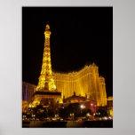 Paris Hotel & Casino Print