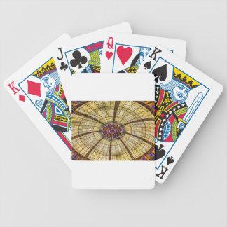 Paris Hotel Ceiling in Las Vegas Bicycle Playing Cards