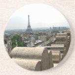 Paris I Beverage Coasters