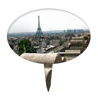 Paris I Cake Topper