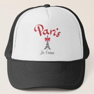 Paris I love you - Je t'aime Trucker Hat