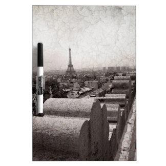 Paris II Dry Erase Boards