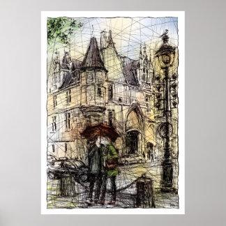 Paris III Poster