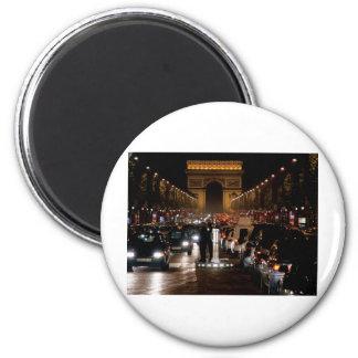 París Imán Redondo 5 Cm
