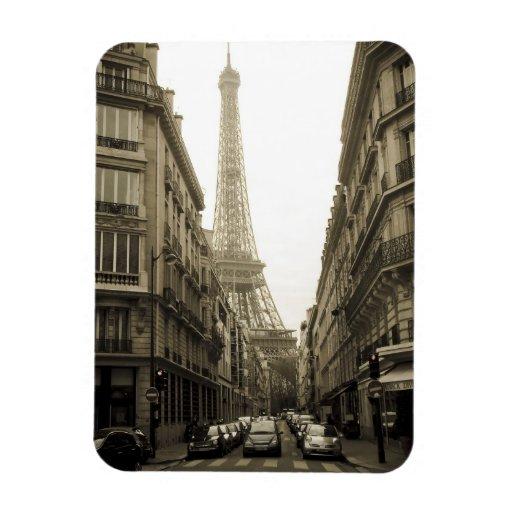 París Imán De Vinilo