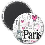 París Imanes Para Frigoríficos