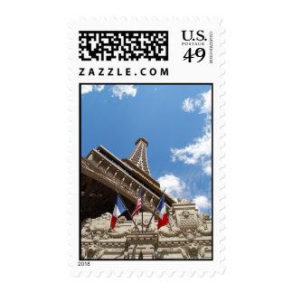 Paris in Las Vegas Stamp