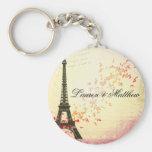 Paris in Love - Eiffel Tower Keychains