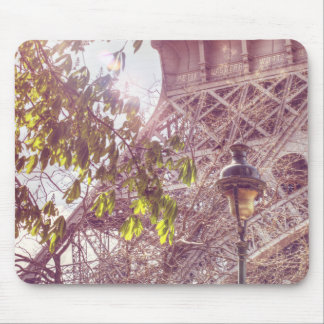 Paris in Spring Mouse Pad