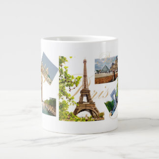 Paris in Spring time - Mug - Large 20 oz