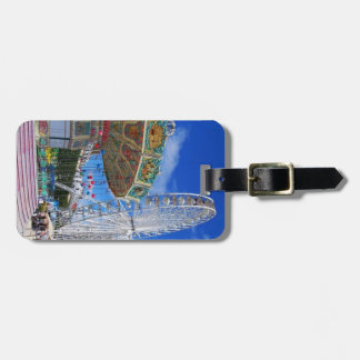 Paris in Summer Luggage Tag