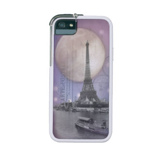 Paris in the Moonlight iPhone 5 Covers