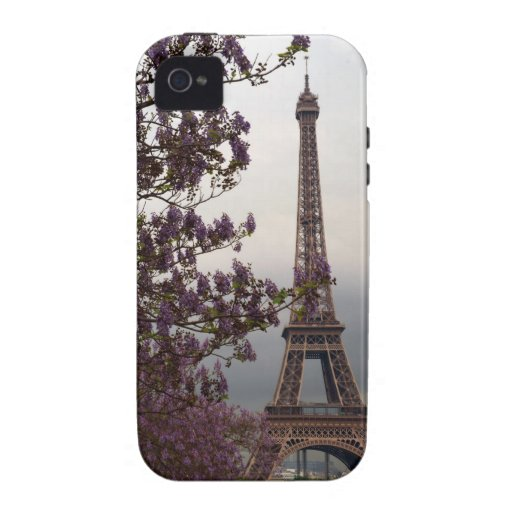Paris in the Springtime Case-Mate iPhone 4 Covers
