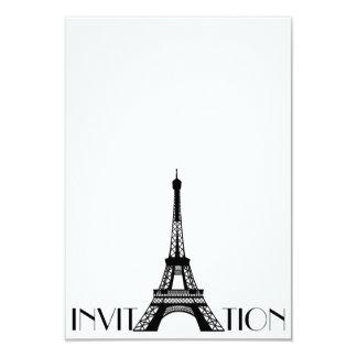 Paris Invitation
