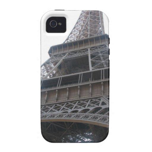 París iPhone 4 Funda