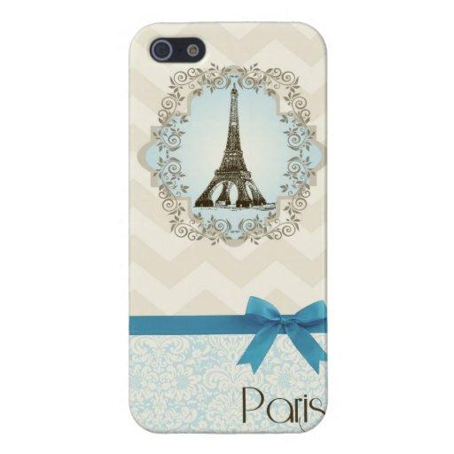 París iPhone 5 Carcasas
