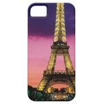 París iPhone 5 Protectores
