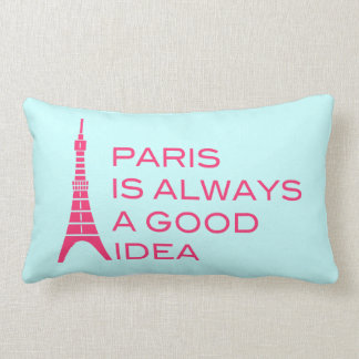 PARIS IS ALWAYS A GOOD IDEA - Rectangle Pillow