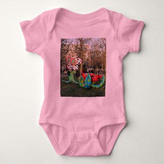 Paris - Jardin de Tuilleries Baby Bodysuit