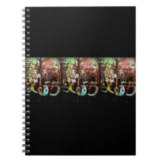 Paris - Jardin de Tuilleries CPH Notebooks