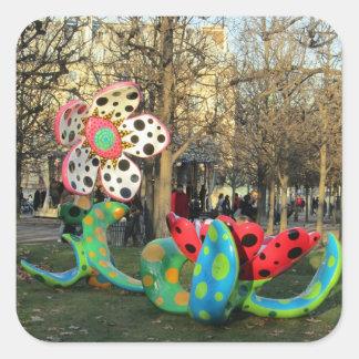 Paris - Jardin de Tuilleries Stickers