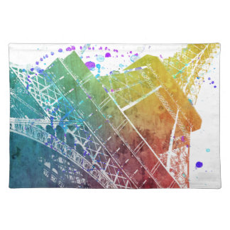 PARIS JE T´AIME CLOTH PLACEMAT