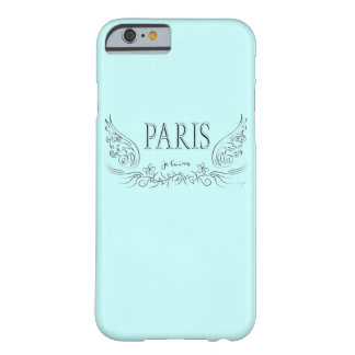 PARIS Je t'aime ( i love you) Barely There iPhone 6 Case