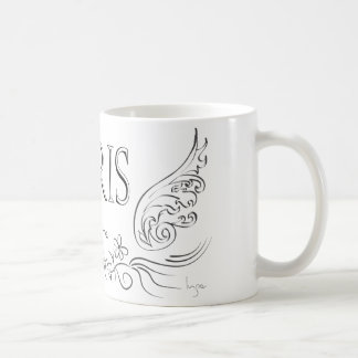 PARIS Je t'aime ( i love you) Coffee Mug