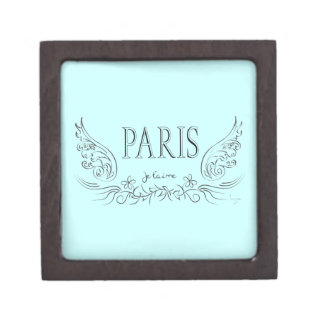 PARIS Je t'aime ( i love you) Gift Box