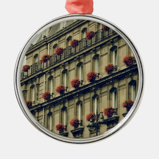 Paris.JPG Adorno Navideño Redondo De Metal