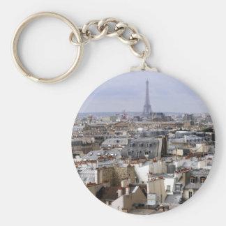 Paris Keychain