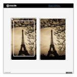 París Kindle Fire Pegatina Skin
