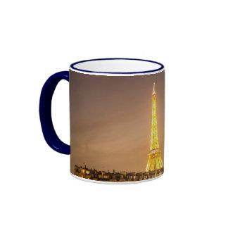 París, la ciudad de la taza ligera