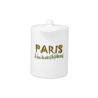 París la ciudad es el centro de la moda