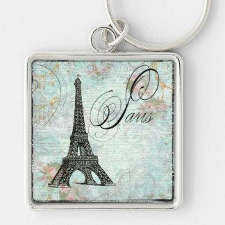 Paris La Tour Eiffel French Design Keychain