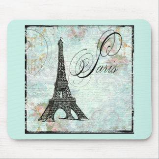 Paris La Tour Eiffel French Design Mouse Pads