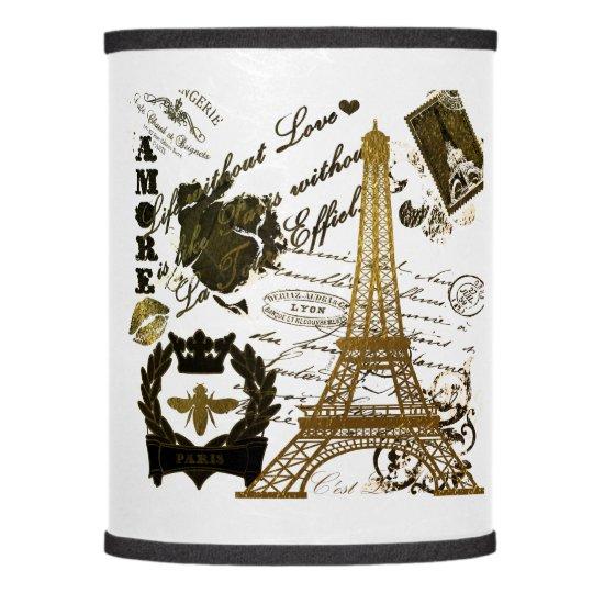 Paris: :La Tour Eiffel Lamp Shade