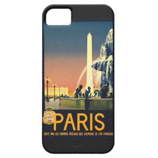 Paris LaCaze iPhone 5 Barely There Case