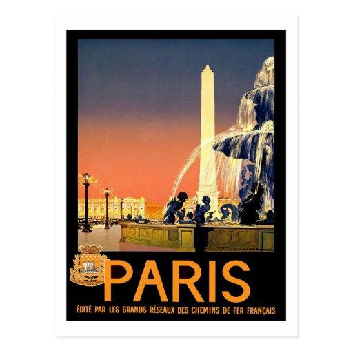 Paris LaCaze Post Card Postcards