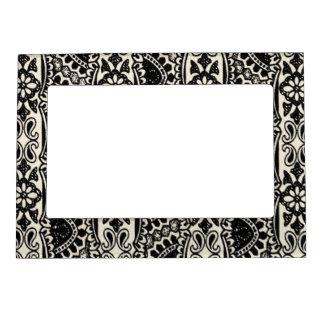 Paris Lace Magnetic Photo Frame