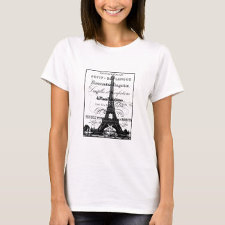 Paris Ladies T-shirt