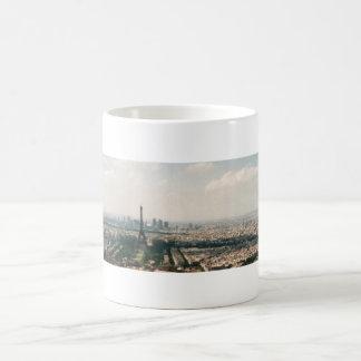 Paris Landscape Coffee Mugs