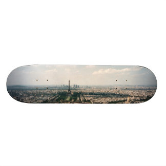 Paris Landscape Skateboard Deck